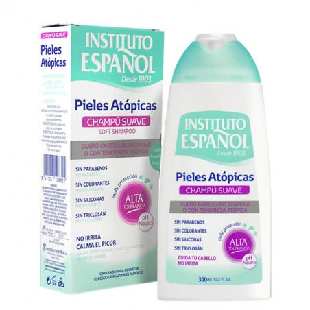 Champú Suave Pieles Atópicas - Instituto Español