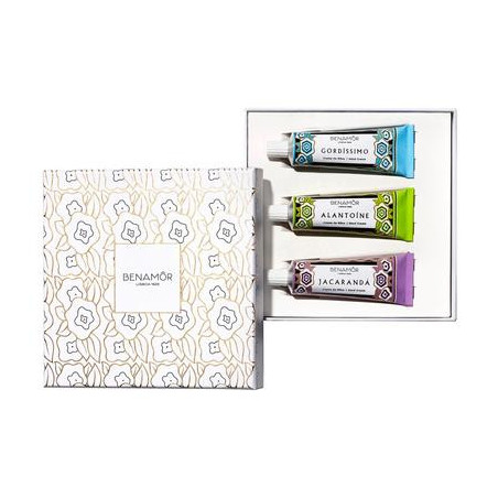 Coffret. 3 Hand Creams - BENAMÔR