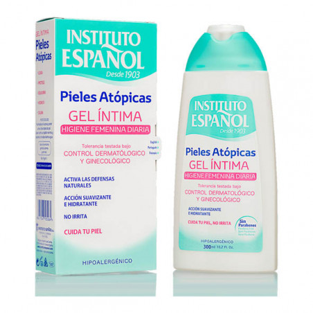 Gel Íntima Pieles Atópicas - Instituto Español