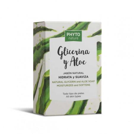 Pastilla de Jabón Aloe Vera - Luxana