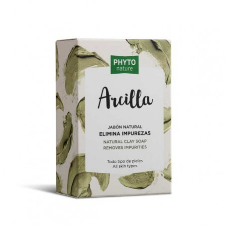 Pastilla de Jabón Arcilla - Luxana