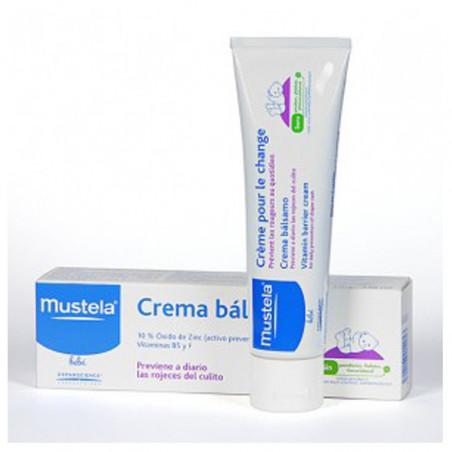Crema Bálsamo - Mustela