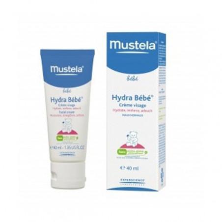 Crema Facial Hydra Bebé - Mustela