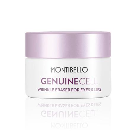 Genuine Cell. Wrinkle eraser for eyes & Lips - MONTIBELLO