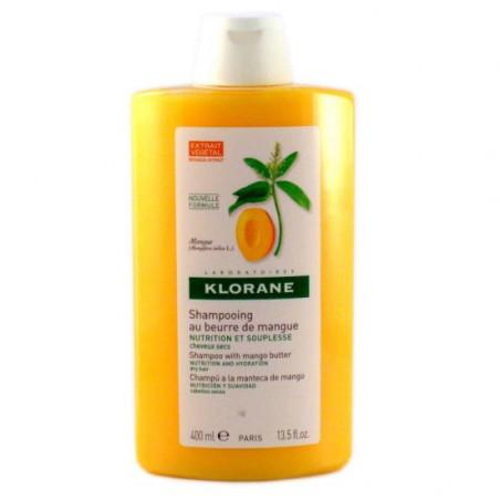 Champú de Manteca de Mango - Klorane