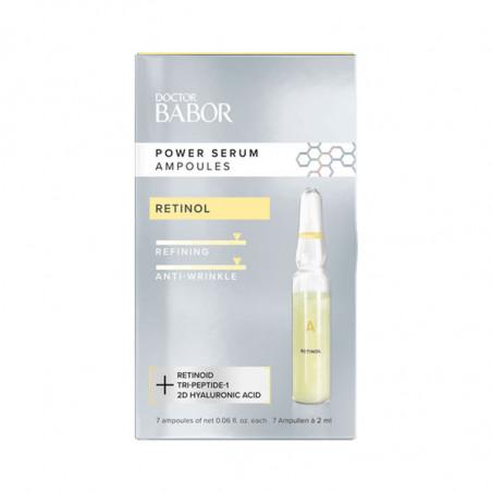 Power Serum Ampoules. Retinol - DOCTOR BABOR
