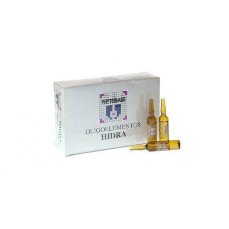 Oligoelementos  HIDRA - PHYTOBASE