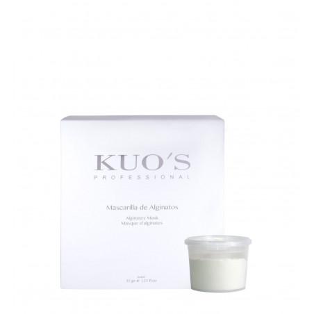 Mascarilla alginato. Anti-estrés y antioxidante - KUO'S