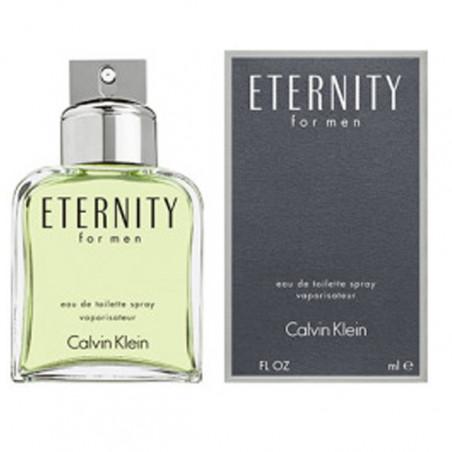 Eternity Men Eau de Toilette con vaporizador – Calvin Klein