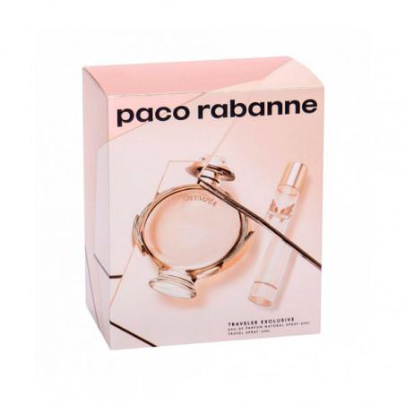 Estuche de viaje Olympea Eau de parfum con vaporizador + minitalla – Paco Rabanne