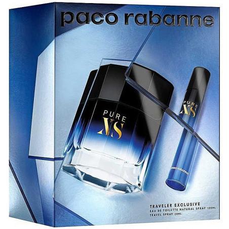 Estuche XS Pure Eau de Toilette con vaporizador + minitalla – Paco Rabanne