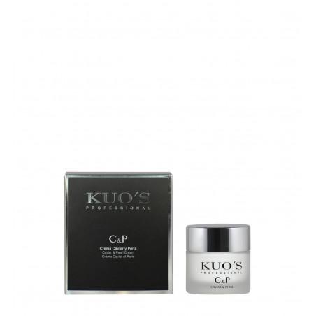 Exclusive. Crema CP Caviar & Pearl - KUO'S