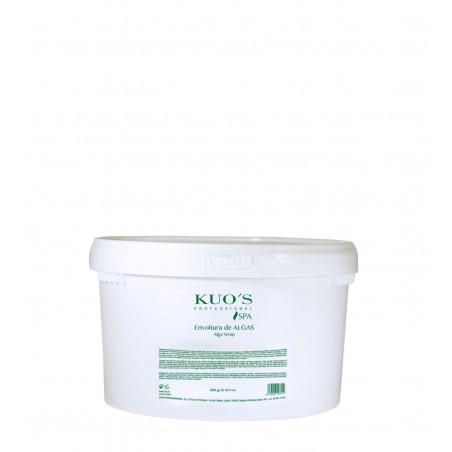 Wraps. Envoltura Corporal de Algas - KUO'S