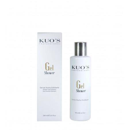Gel de ducha Exfoliante - KUO'S