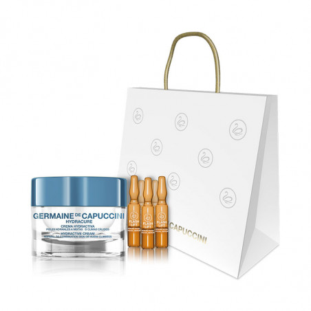 Pack Hydracure. Crema Hydractiva - GERMAINE DE CAPUCCINI