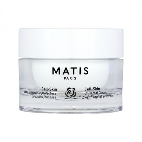 Signature product. Cell-Skin - MATIS
