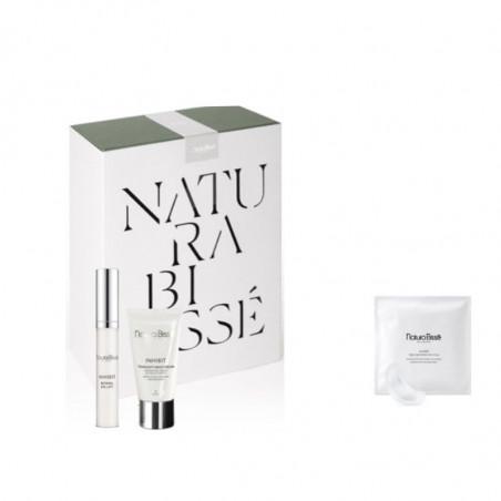 Holiday Glow.  Inhibit Retinol eye Lift + Inhibit Tensolift Neck Cream - Natura Bissé