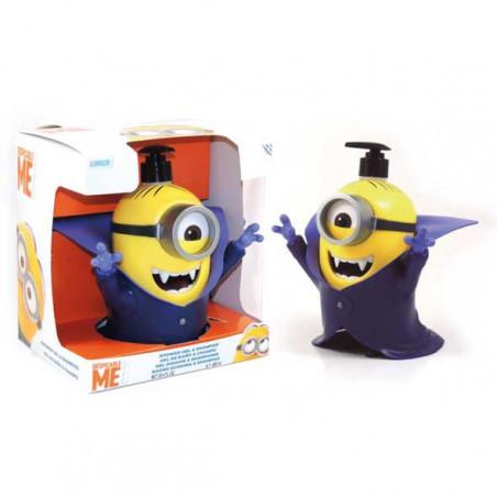 Minions figura 3D gel/champú - Air-Val
