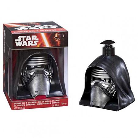 Star Wars figura 3D gel/champú - Air-Val