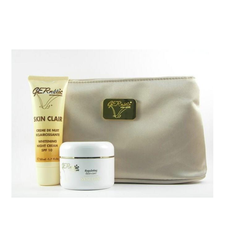 Pack Synchro + Crema aclarante Skin Clair - GERNETIC