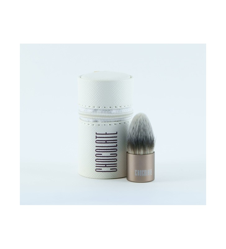Brocha Maquillaje Mini Nº 23 Kabuki - NOVARA