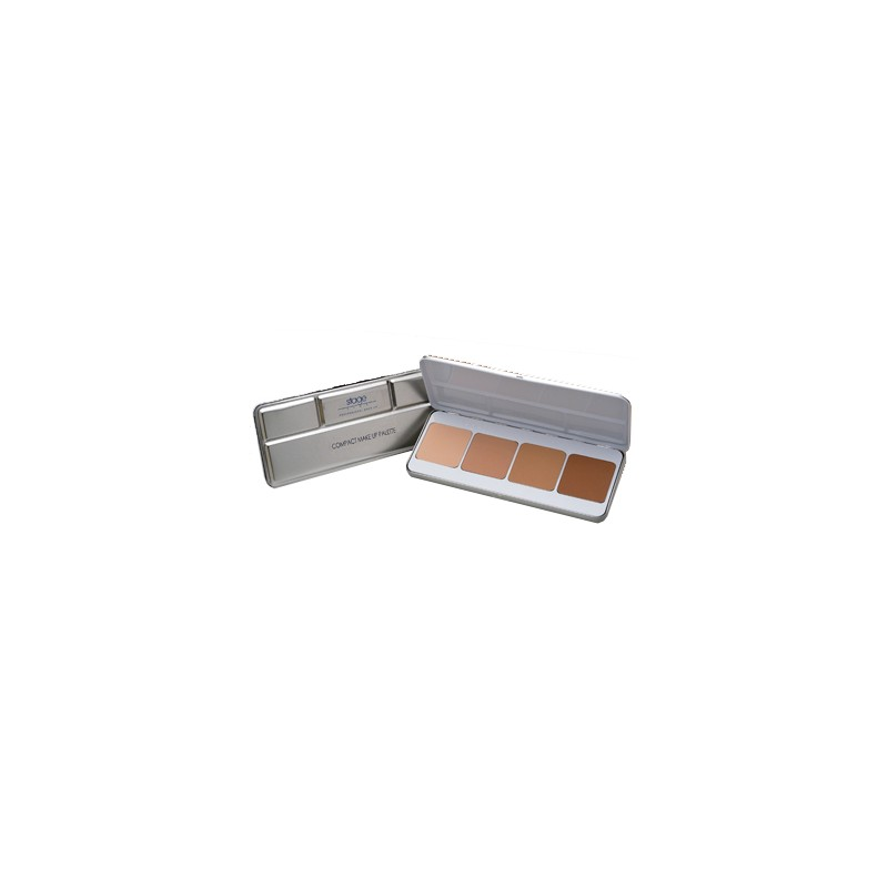 Paleta Compact Powder Palette - STAGE LINE