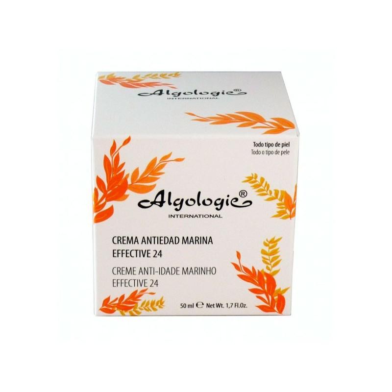 Crema antiedad EFFECTIVE 24 Horas - ALGOLOGIE