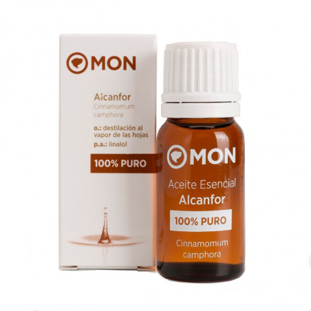 Aceite esencial Alcanfor - MON DECONATUR