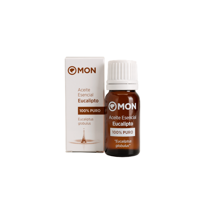Aceite esencial Eucalipto - MON DECONATUR
