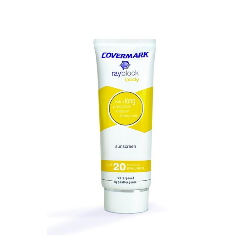 Rayblock. Crema solar corporal - COVERMARK