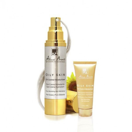 Crema Oily Skin + Regalo Tamaño de Viaje - ALISSI BRONTË