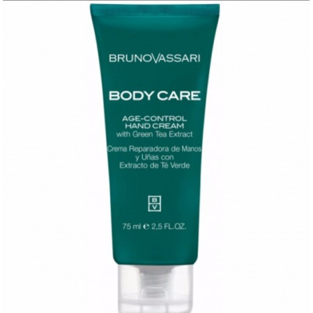 Body Care. Age Control Hand Cream - BRUNO VASSARI