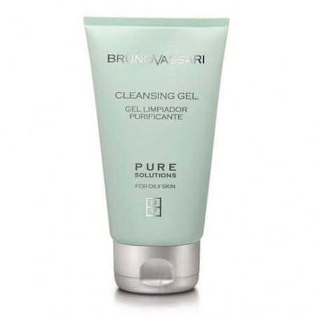 Pure Solutions. Gel limpiador purificante - BRUNO VASSARI