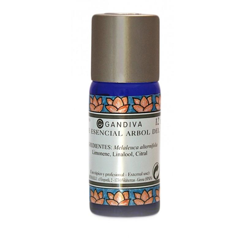 Aceite Esencial de Árbol del Té - GANDIVA