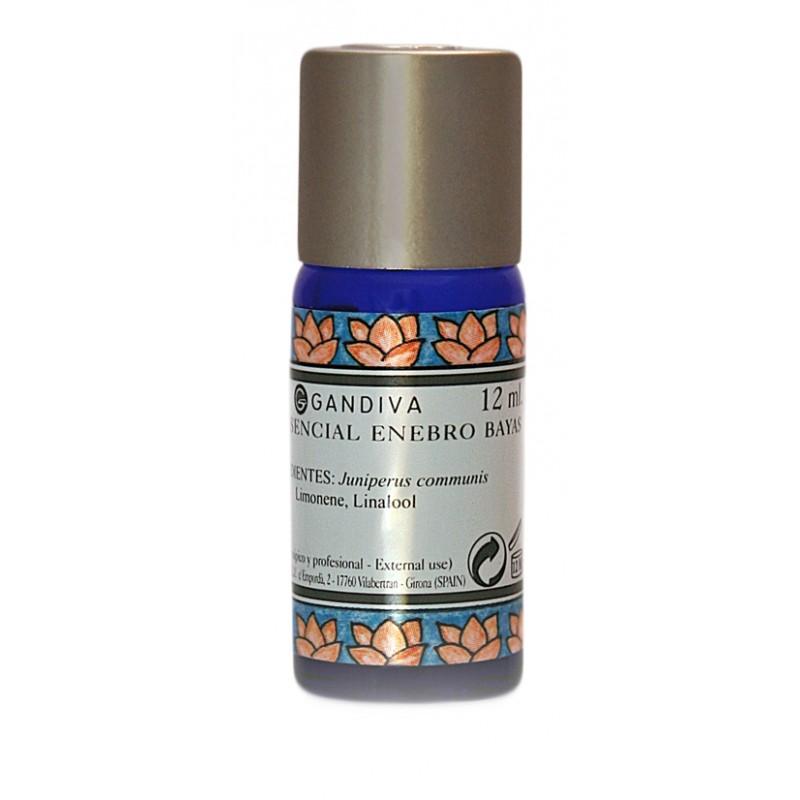 Aceite Esencial de Enebro Bayas - GANDIVA