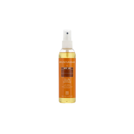 Sun Defense. Oil Free Sun Spray - BRUNO VASSARI