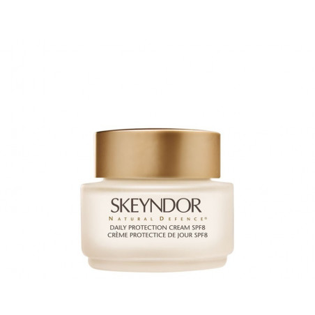 Natural Defence. Daily Protection Cream SPF8 - SKEYNDOR