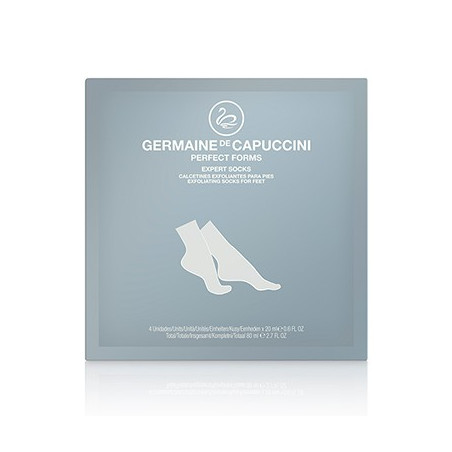 Perfect Forms. Expert Socks - GERMAINE DE CAPUCCINI