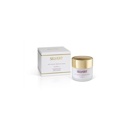 Daily Beauty Care. Anti-ageing premium cream - SELVERT