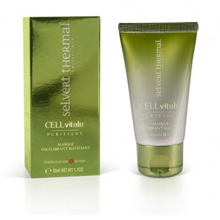 Cellvitale Purifiant. Masque cell vitale èquilibrant - SELVERT