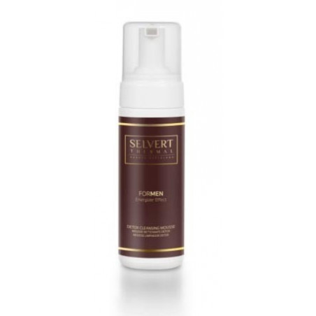 For Men. Cleansing Mousse Detox - SELVERT
