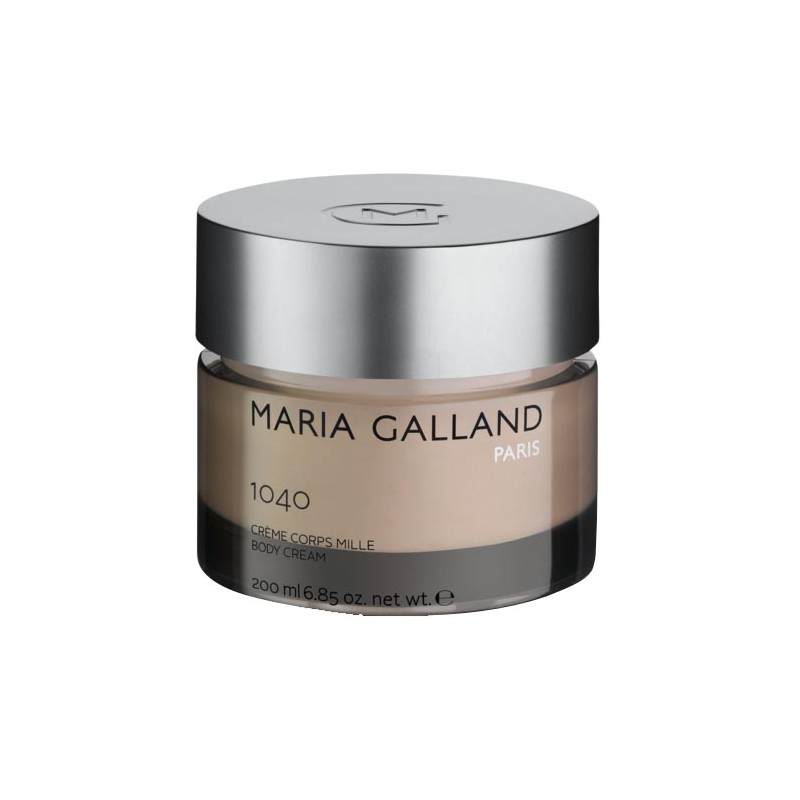 Anti-Age Global Premium. Mille. 1040 Crème Corps Mille - MARIA GALLAND