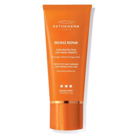 Bronz Repair. Crema Facial Antiarrugas Sol Fuerte - INSTITUT ESTHEDERM