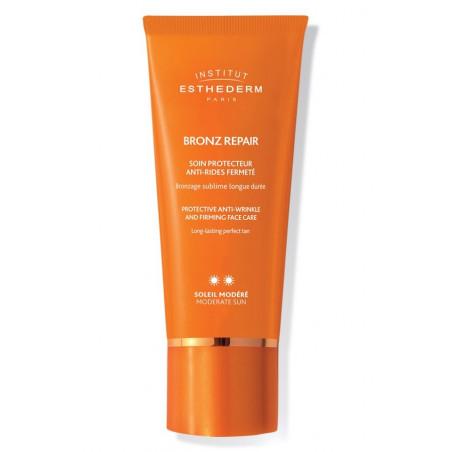 Bronz Repair. Crema Facial Antiarrugas Sol Moderado - INSTITUT ESTHEDERM