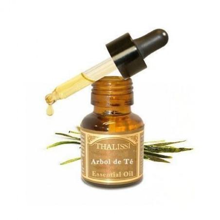 Aceites Esenciales 100% Puros. Árbol de Té - Thalissi