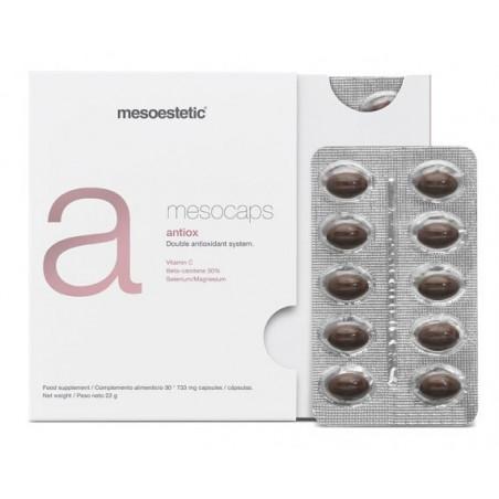 Mesocaps. Antiox - MESOESTETIC