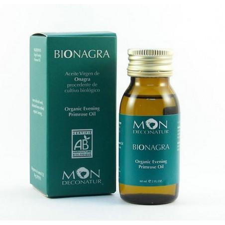 Aceite virgen de Onagra BIONAGRA - MON DECONATUR