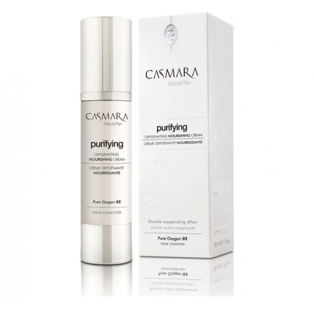 Puryfing Collection. Oxigenating Nourishing Cream - CASMARA