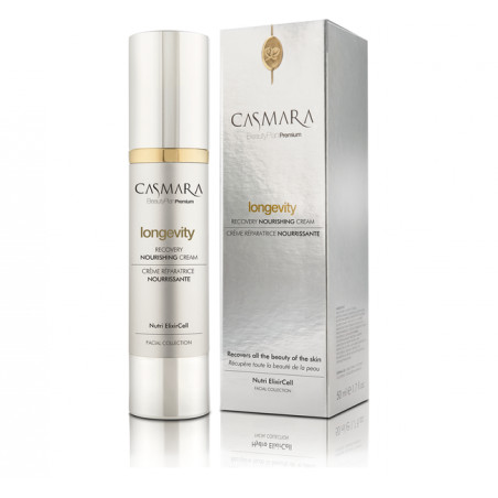 Longevity Collection. Recovery Nourishing Cream - CASMARA