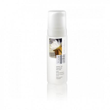 Skin Yoga Face. White Tea Cleansing Mousse - ARTDECO